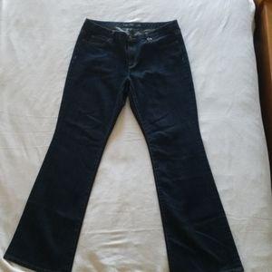 Michael Kors blue denim jeans